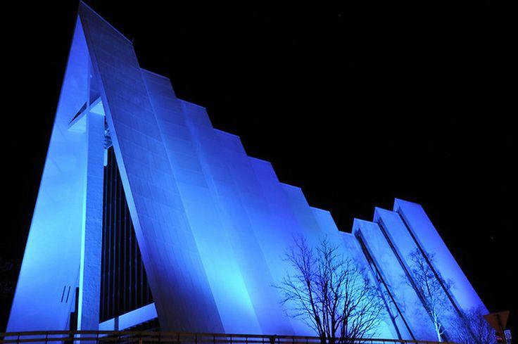 Ishavskatedralen 50 år: Ole Olsen for strykere