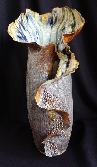 Ceramics by Pat Short at Studiopottery.co.uk - 2015.