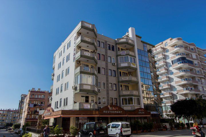 Möblierte Wohnung 1+1 in Mahmutlar/Alanya