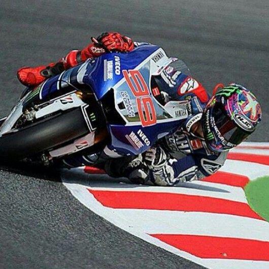 Jorge Lorenzo. World champion Moto GP.