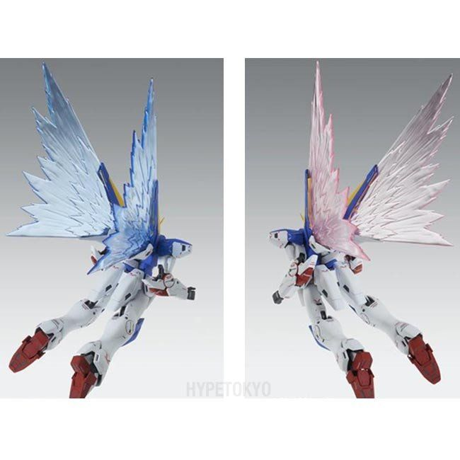 Mobile Suit V Gundam Master Grade 1/100 Plastic Model : Wings of Light [Extended effects unit for MG V2 Gundam]