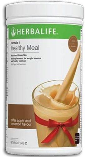 My review of Herbalife Formula 1 Nutritional Shake Mix Toffee Apple & Cinnamon 550g - http://alternative-health.kindle-free-books.com/my-review-of-herbalife-formula-1-nutritional-shake-mix-toffee-apple-cinnamon-550g/