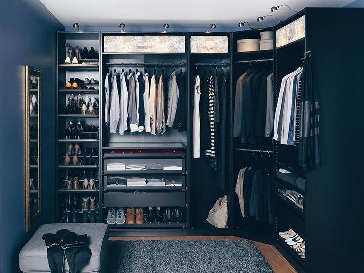 beautiful begehbarer kleiderschrank modular system gallery ... - Begehbarer Kleiderschrank Modular System
