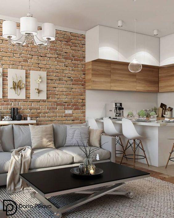 50 Loft Home Decor That Will Make Your Home Look Fantastic - Interior Design