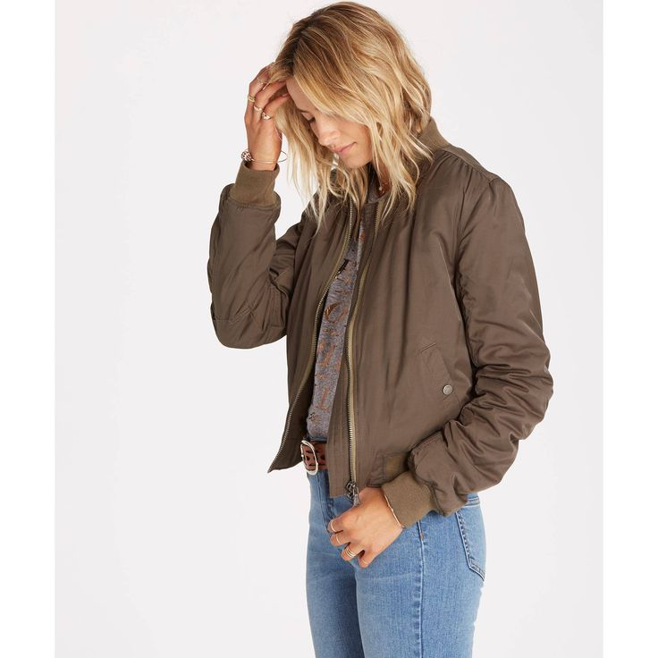 Lost In Time Jacket | Billabong Canada