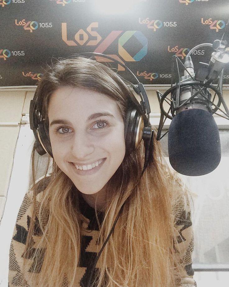 marina moroni en regreso 40 de lunes a viernes por los 40principales argentina en vivo www.los40.com.ar