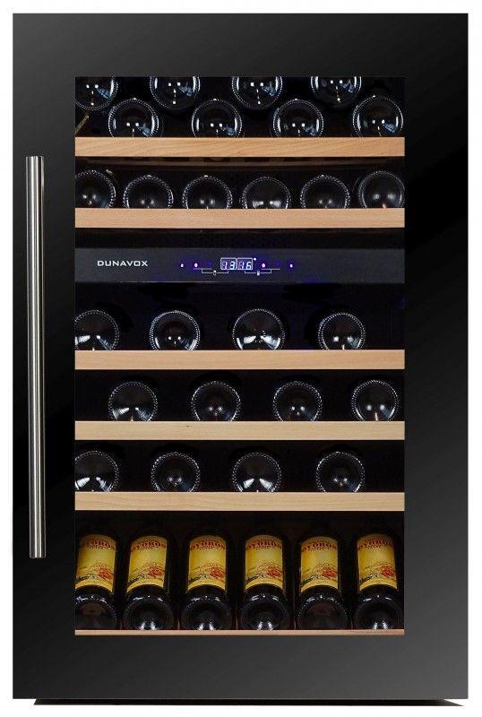 Dunavox inbouw wijnkoeler 57.146DBK - Product in beeld - Startpagina voor keuken ideeën | UW-keuken.nl