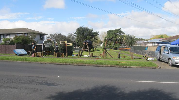 The initial structure of OTARA goes up