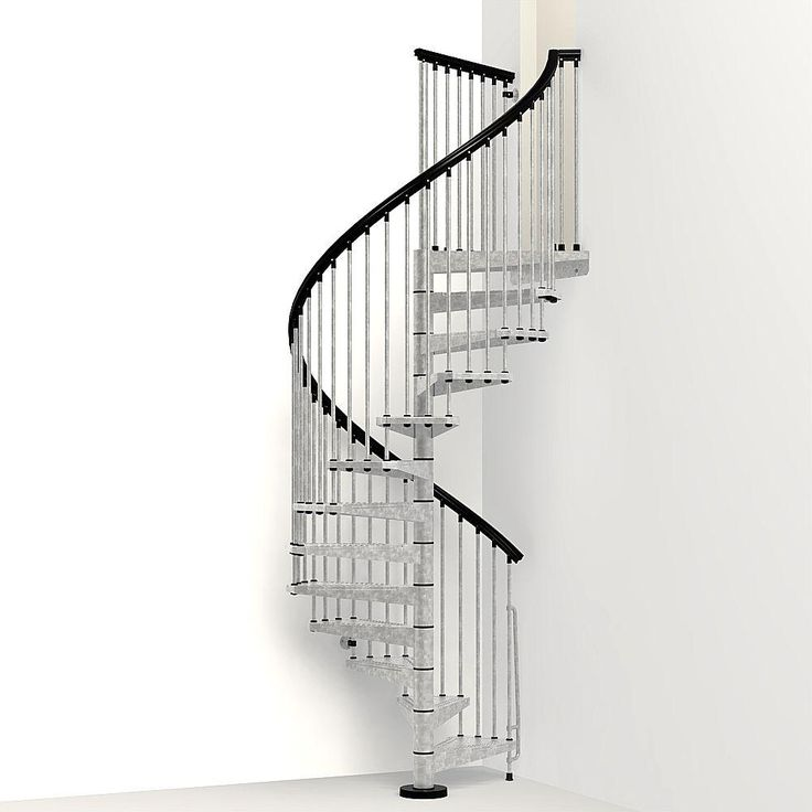 Best 25 spiral staircase kits ideas on pinterest - Exterior metal spiral staircase cost ...