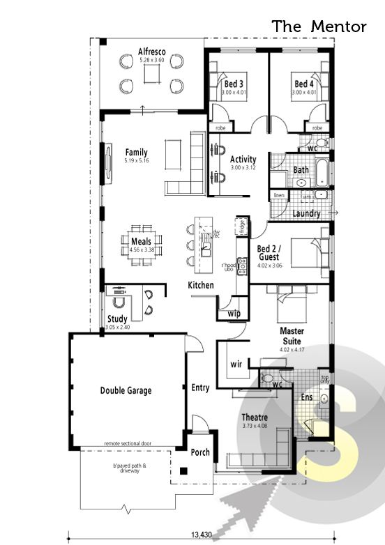 52 best images about Smart Home Floorplans on Pinterest