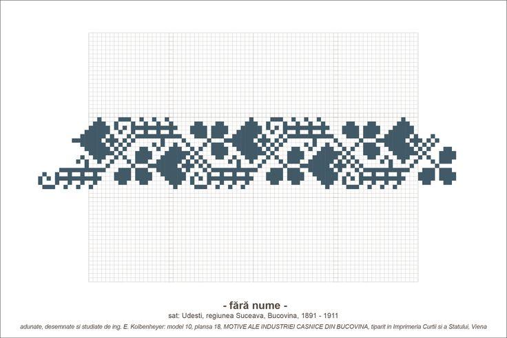 Semne Cusute: MOTIVE: (P18, M10)