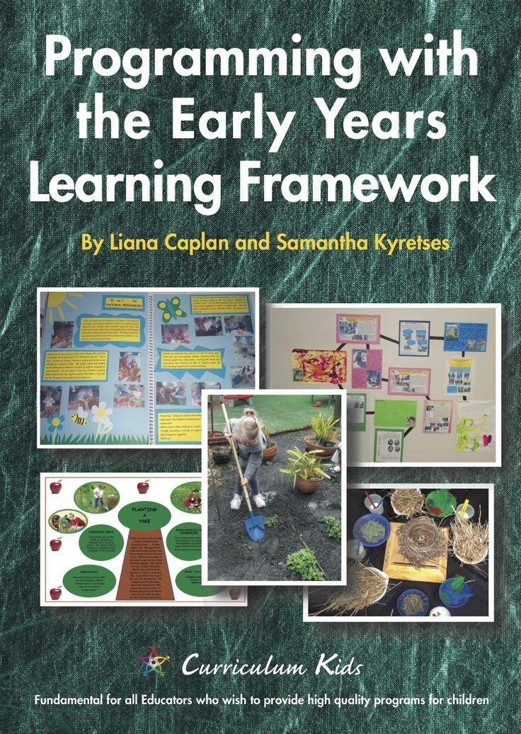 This book provides Educators with knowledge and clarification of five curriculum approaches; Emergent Curriculum, Reggio Emilia, Project Approach, Integrated Curriculum, and Inclusive Curriculum. We explore how to integrate these approaches with the EYLF and discuss programming techniques and assessments of learning. Each curriculum approach is defined and explained to assist Educators in choosing a curriculum approach that fits their personal philosophy and style.