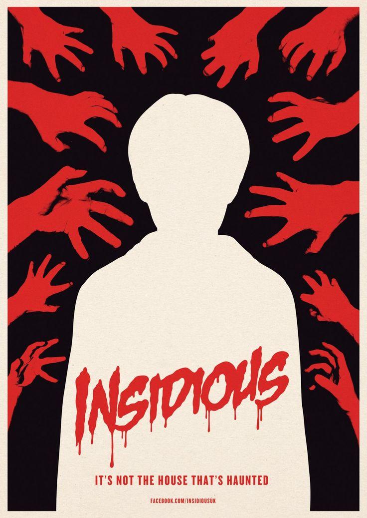Antes de ver Insidious 2, ven a la mediateca de #CafeduNordUN y conoce cómo comenzó esta historia.