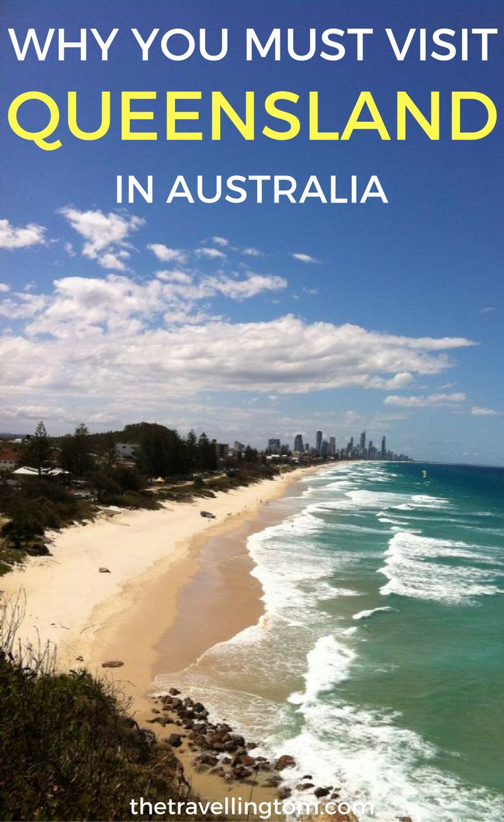 There are so beautiful many places to visit in Queensland, that you would be crazy to leave it off your Australian travelling itinerary!  It has some of the best things to do in Australia, such as surfing, hiking and diving! Check out my Queensland travel guide to see what you can do!