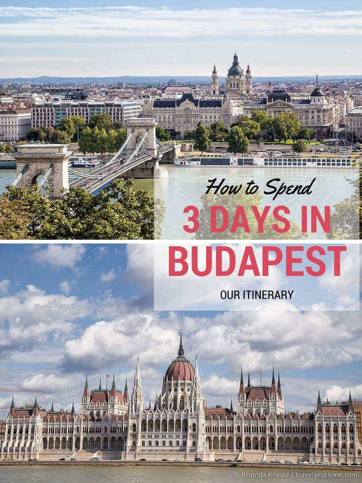 http://travelyesplease.com | How to Spend 3 Days in Budapest- Our Itinerary (Blog Post)