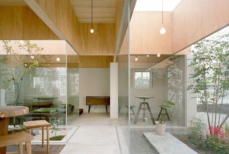 Hiroyuki Shinozaki Architects - Table Hat