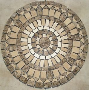 17 Best Images About Tile Medallions On Pinterest Sun