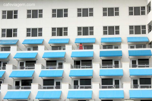 Hotel 5 estrelas na praia de #MiamiBeach