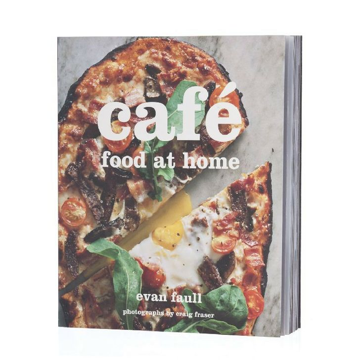 Cafe Food at Home Book