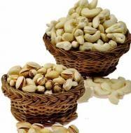 Selected Kaju Pista Combo Dry Fruit Gift Box 400gm, Rs694, 30% OFF