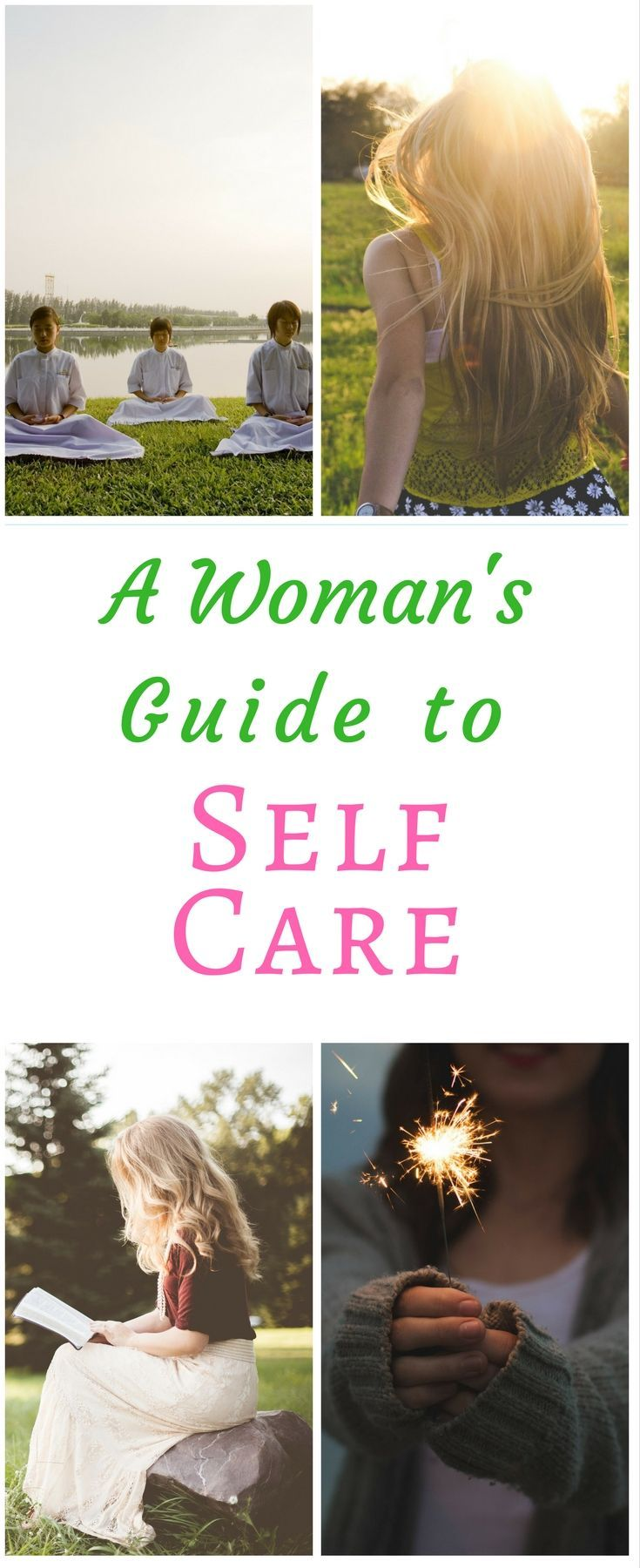 Self-care is the most important routine a woman can create.  Get ideas on how to create your own self-care routine and get a journal to help you develop the self care habit.