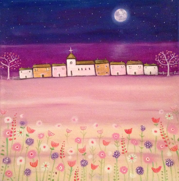 Midnight moonlight Rachael Dunn