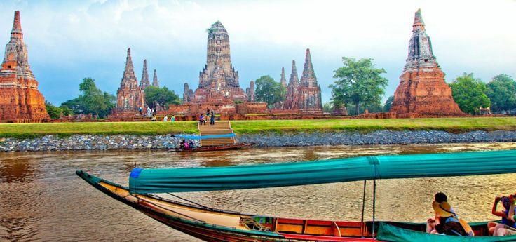 Ayuthaya- The Ruin City of Thailand