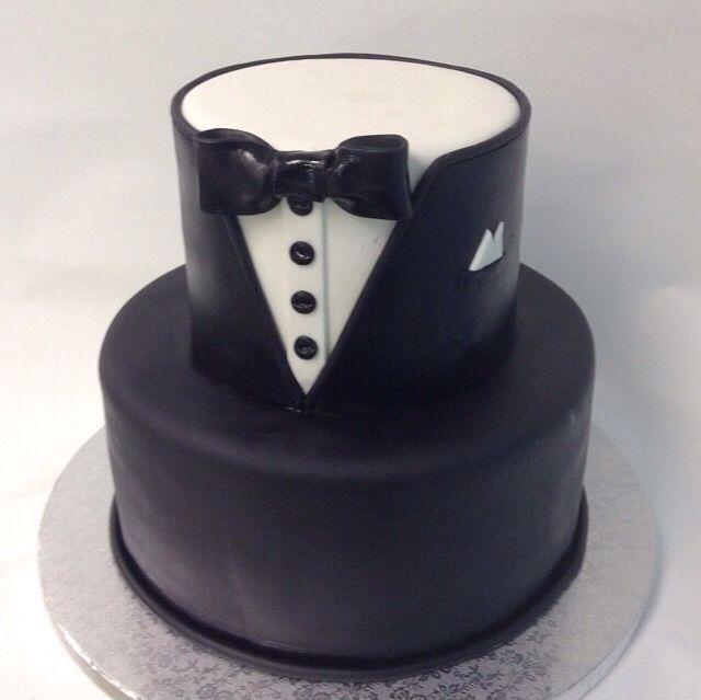Tuxedo Cake Cakes Pinterest Tuxedo Cake Cake And
