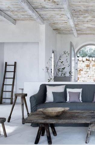 summer greek house