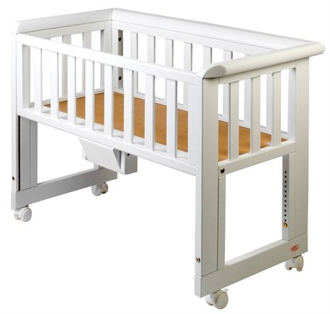 Troll, Bedside Crib, Vit