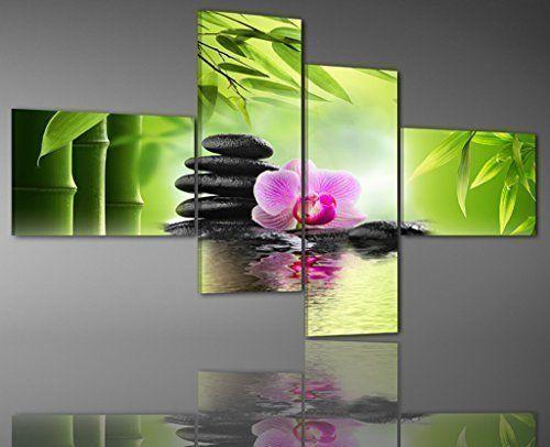 52 best Bambus Bilder images on Pinterest Bamboo, Feng shui and - glasbild für küche
