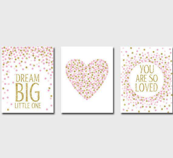 Aantal Prints kwekerij Prints droom groot weinig een afdrukbare You Are alzo…