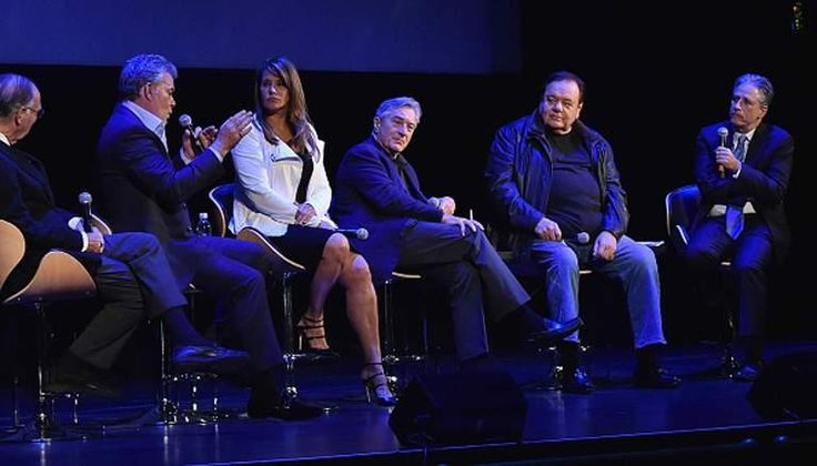 Goodfellas Cast celebrates 25th Anniversary at Tribeca Film Festival