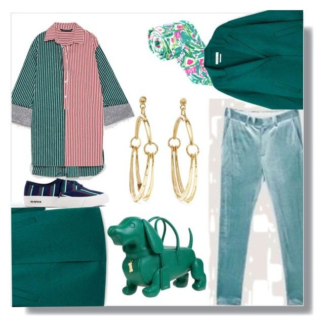 """""""Blue,blue,my world is blue"""" by peeweevaaz ❤ liked on Polyvore featuring J.Crew, MANGO, Lilly Pulitzer, casual, outfit, polyvoreeditorial and polyvorefashion"""