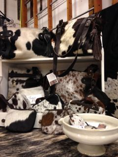 Cowhide Rugs UK go down a storm at 'The Frost Fair'   Zulucow