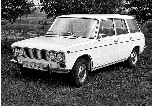 ВАЗ 2103 Универсал Опытный (1976)