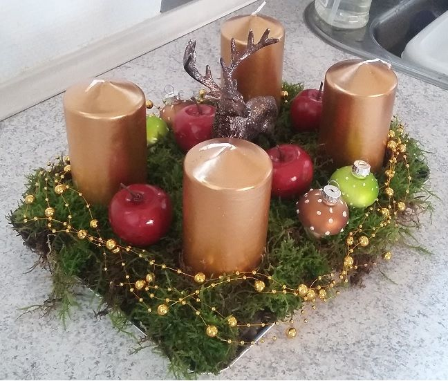 Advent decoration.
