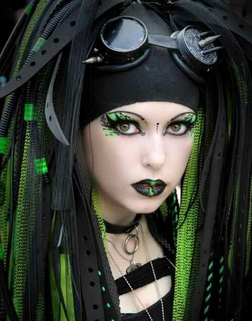 Rencontre cyber goth