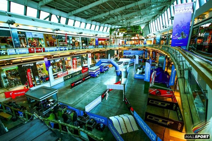 Outlet Buenaventura Shopping, Sport Mall and Dominicos