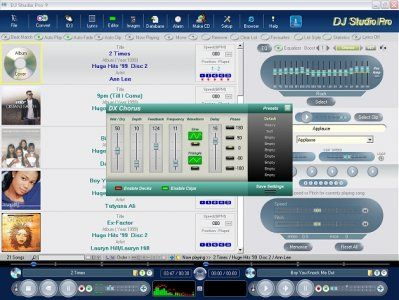 DJ Studio screenshot 1