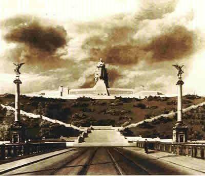 Stalin Monument, Prague