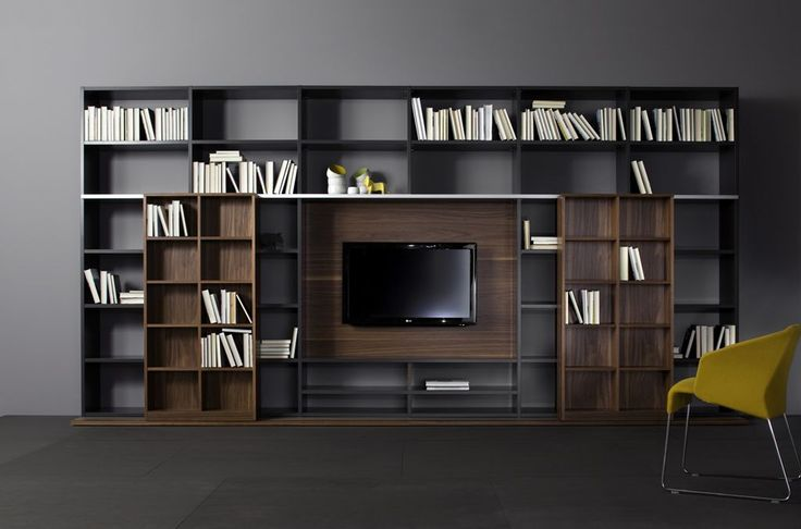 Large selection of shelves and bookcases for the home, cabinets for home libraries in the online store. Fast delivery.