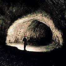 APE CAVES - Mt. St. Helens Lava Tube - Longest Lava Tube in the US