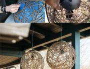 decoración con cuerda