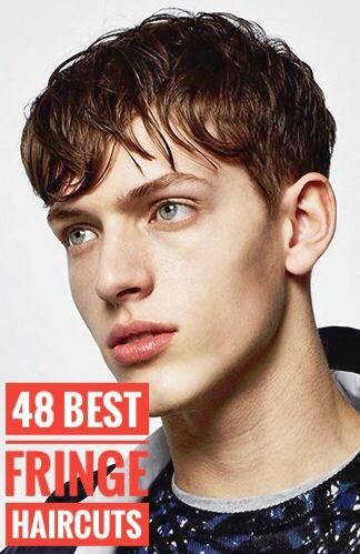 48 Best Fringe Haircuts For Men