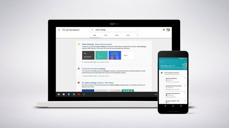 Google Apps Challenging Microsoft Office Dominance with New Springboard Feature: Springboard is a new search tool from Google that lets…