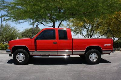 1998 chevy silverado 1500 4x4 extended cab