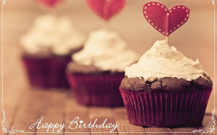 HD Wallpaper Happy Birthday, Wishes, Quote, Party, Balloons, Cake ...