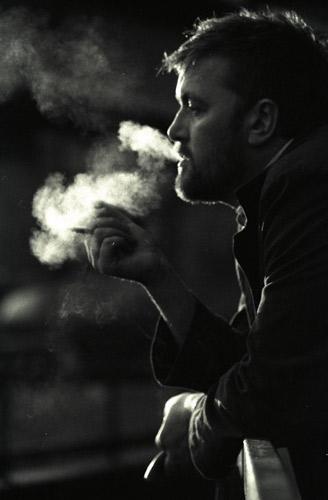 Guy Garvey from Elbow.
