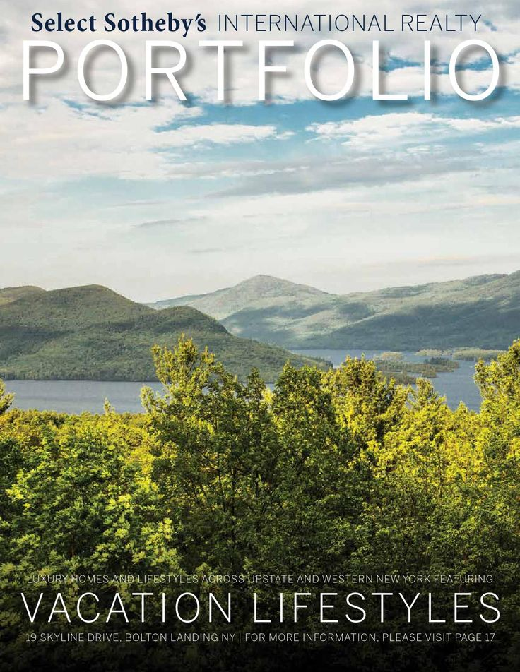 Vacation Lifestyles 2015 | Select Sotheby's International Realty
